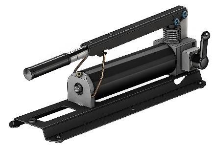 Serie HFP2STDE Pompa idraulica doppio stadio