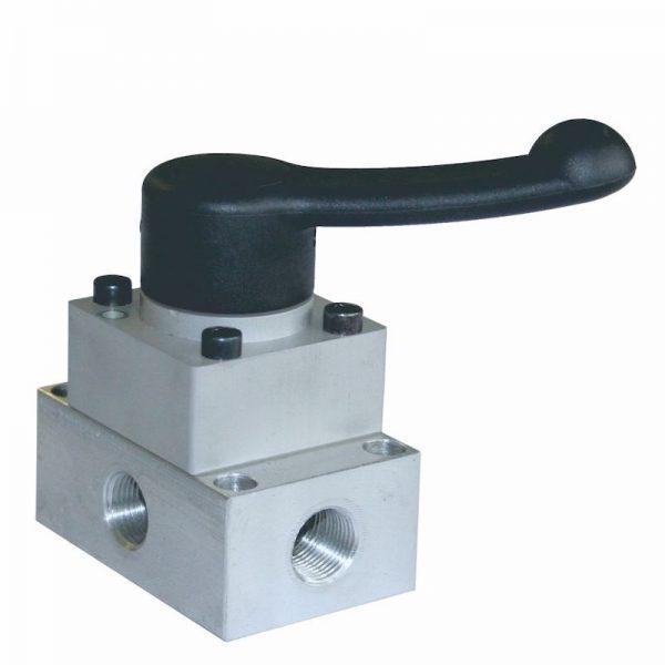 Valvola distributore in linea 700bar Bell